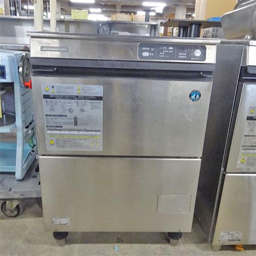 【中古】食器洗浄機 電気ブースター付き ホシザキ JWE-400TA3 幅600×奥行600×高さ850 三相200V 【送料別途見積】【業務用】