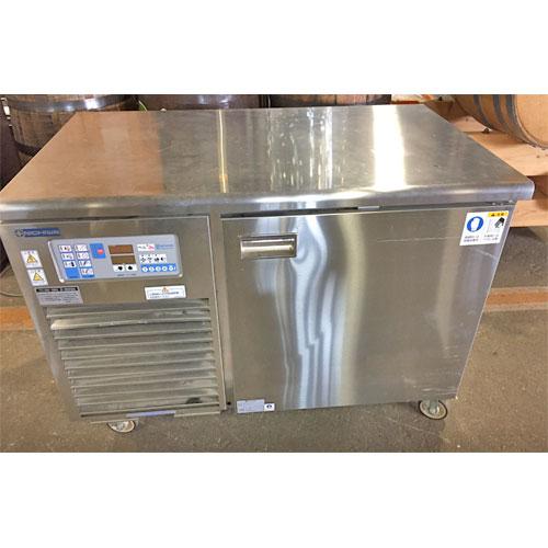 【中古】ブラストチラー ニチワ電機 NBC-610RE 幅1200×奥行750×高さ900 三相200V 【送料無料】【業務用】