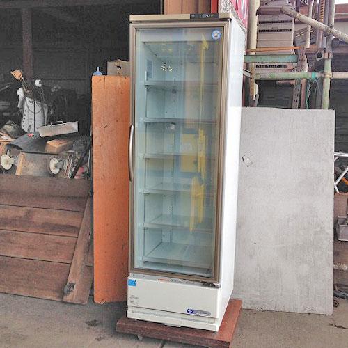 【中古】冷凍リーチインショーケース フクシマガリレイ(福島工業) MRS-20F 幅600×奥行650×高さ1920 三相200V 【送料別途見積】【業務用】