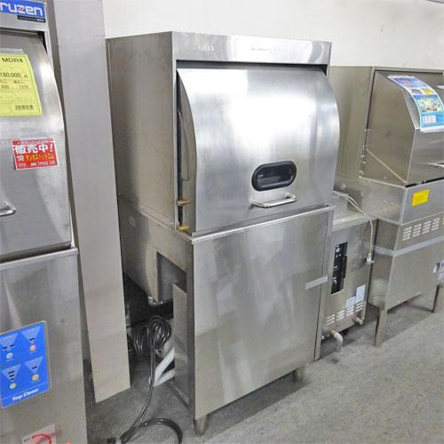 【中古】食器洗浄機 タニコー TDWE-4DB1L 幅600×奥行620×高さ1355 60Hz専用 【送料別途見積】【業務用】