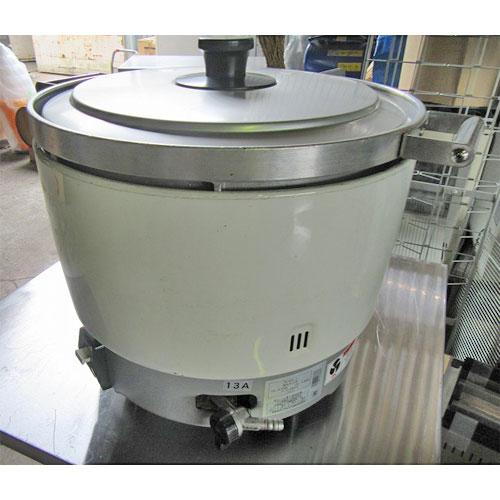 【中古】ガス炊飯器 パロマ PR-6DSS-8 幅515×奥行420×高さ355 都市ガス 【送料無料】【業務用】【厨房機器】