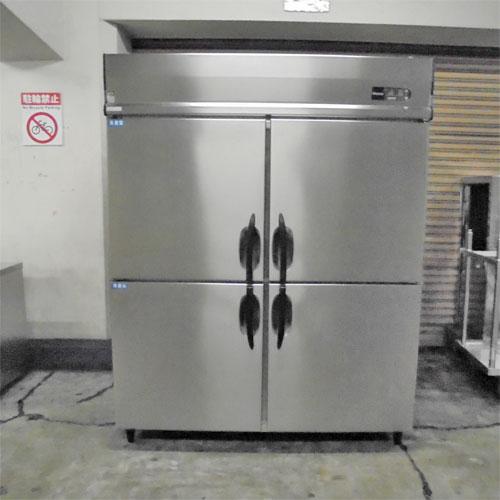 【中古】4ドア 冷凍冷蔵庫 ダイワ 503S2-4-EC 幅1500×奥行800×高さ1900 三相200V 【送料別途見積】【業務用】
