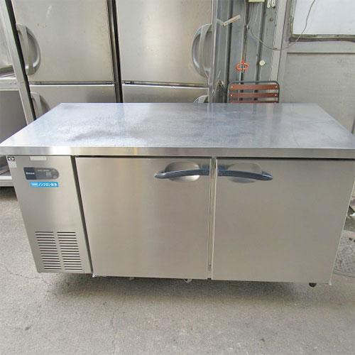 【中古】冷蔵コールドテーブル 大和冷機 5771CD-NP 幅1500×奥行750×高さ800 【送料別途見積】【業務用】【厨房機器】