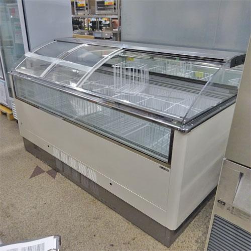 【中古】アイスフリーザー サンデン WLF-GL1803Z-L 幅1760×奥行800×高さ1060 【送料別途見積】【業務用】
