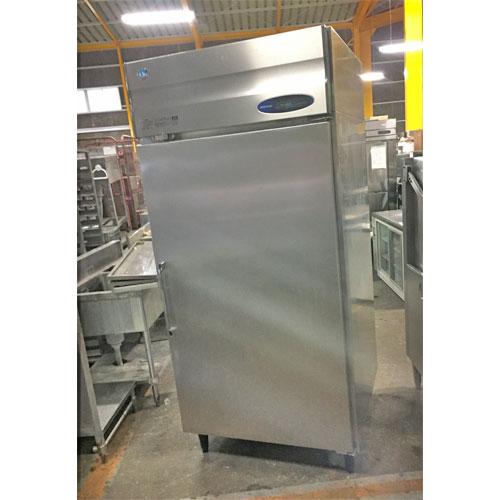 【中古】食品保管冷蔵庫 ホシザキ KR-90X3 幅900×奥行900×高さ1950 三相200V 【送料無料】【業務用】【厨房機器】