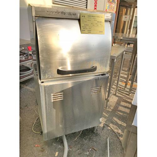 【中古】食器洗浄機 ホシザキ JWE-450WUA 幅640×奥行655×高さ1325 【送料別途見積】【業務用】