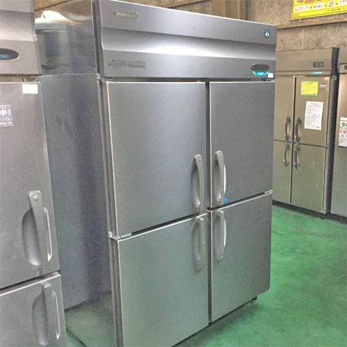 【中古】縦型冷凍冷蔵庫 ホシザキ HRF-120XT3 幅1200×奥行650×高さ1890 【送料別途見積】【業務用】
