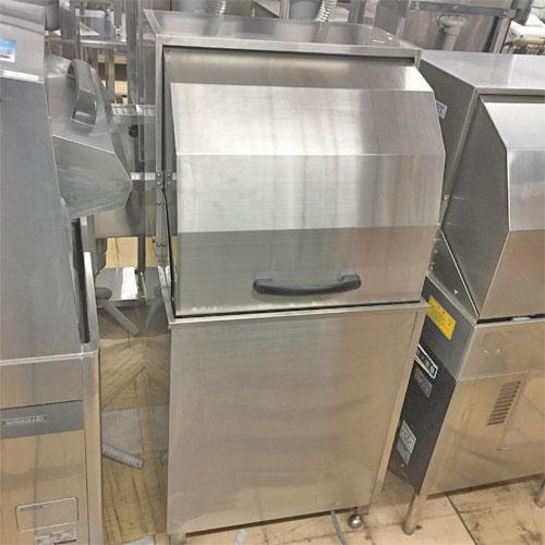 【中古】食器洗浄機 テンポス TBDW-450U3 幅600×奥行600×高さ1350 三相200V 【送料別途見積】【業務用】