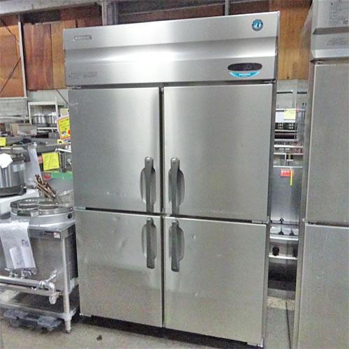【中古】縦型冷蔵庫 ホシザキ HR-120X-ML 幅1200×奥行800×高さ1890 【送料別途見積】【業務用】【厨房機器】
