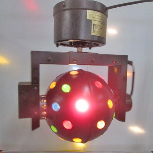 【中古】ディスコ カラーボール 演出空間用照明器具 オーデリック 幅350×奥行230×高さ380 【送料別途見積】【業務用】