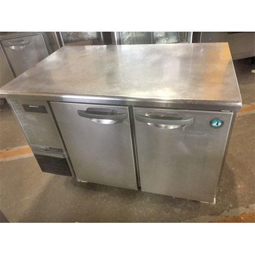 【中古】冷蔵コールドテーブル ホシザキ RT-120SDE 幅1200×奥行750×高さ800 【送料無料】【業務用】【厨房機器】