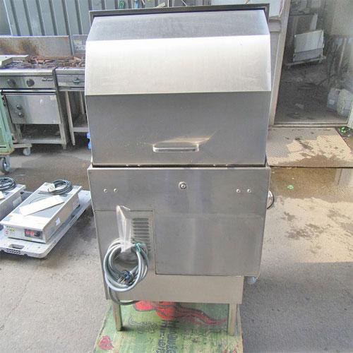 【中古】食器洗浄機 日本洗浄機 SD64EA3 幅600×奥行600×高さ1250 三相200V 50Hz専用 【送料別途見積】【業務用】