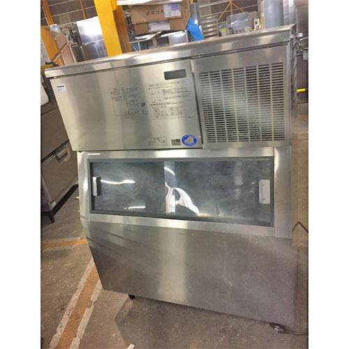 【中古】製氷機 パナソニック(Panasonic) SIM-S241N 幅1090×奥行820×高さ1450 三相200V 【送料無料】【業務用】【厨房機器】