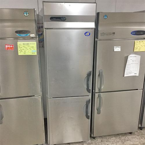 【中古】冷蔵庫 三洋電機 SRR-G681L 幅620×奥行800×高さ1950 【送料別途見積】【業務用】【厨房機器】