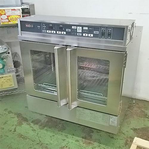 【中古】ガス高速オーブン リンナイ RCK-30MA 幅865×奥行900×高さ1020 【送料無料】【業務用】【厨房機器】
