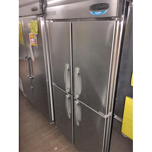【中古】《大幅値下》縦型冷蔵庫 ホシザキ HR-90X3-ML 幅900×奥行800×高さ1890 【送料別途見積】【業務用】