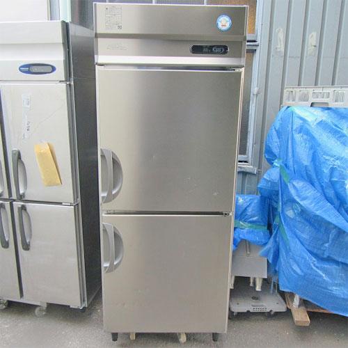 【中古】縦型冷凍庫 フクシマガリレイ(福島工業) ARD-082FMD 幅750×奥行800×高さ1950 三相200V 【送料別途見積】【業務用】