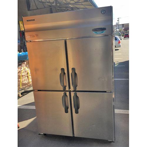【中古】縦型冷蔵庫 ホシザキ HR-120Z-ML2008 幅1200×奥行800×高さ1900 【送料別途見積】【業務用】【厨房機器】