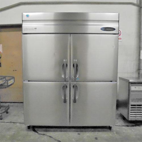 【中古】4ドア 冷凍冷蔵庫 ホシザキ HRF-150Z 幅1500×奥行800×高さ1885 【送料別途見積】【業務用】