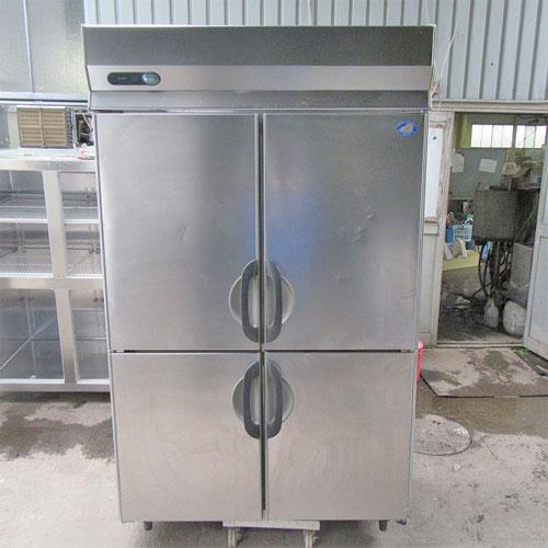 【中古】冷凍庫 三洋電機 SRF-G1263S 幅1200×奥行650×高さ1970 【送料別途見積】【業務用】