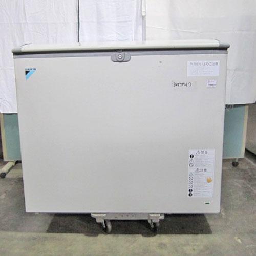 【中古】冷凍ストッカー ダイキン LBFD-3AAS 幅1020×奥行700×高さ930 【送料別途見積】【業務用】