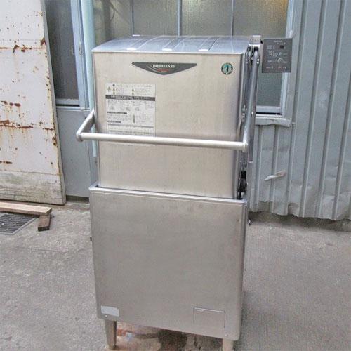 【中古】食器洗浄機 ホシザキ JW-680A 幅640×奥行950×高さ1430 三相200V 都市ガス 【送料別途見積】【業務用】
