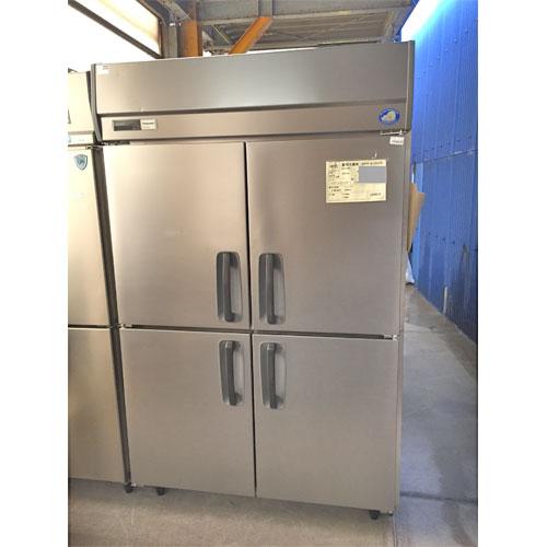 【中古】縦型冷蔵庫 パナソニック(Panasonic) SRR-K1283S 幅1200×奥行800×高さ1950 三相200V 【送料別途見積】【業務用】【厨房機器】