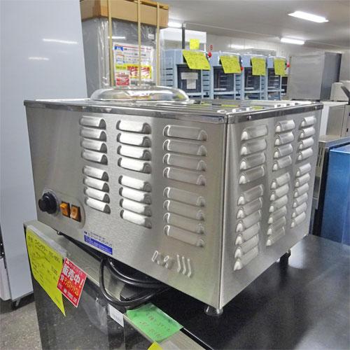 【中古】アイスクリームマシーン ミゾーノ ワールドキッチンテック 45SP 幅510×奥行350×高さ310 60Hz専用 【送料別途見積】【業務用】