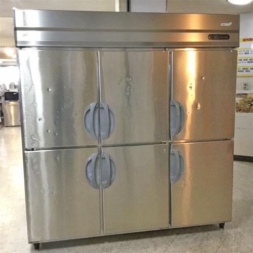 【中古】冷凍冷蔵庫 フクシマガリレイ(福島工業) URD-62PM1 幅1790×奥行800×高さ1950 【送料別途見積】【業務用】