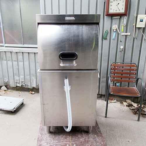 【中古】食器洗浄機 タニコー TDWE-4DW3L 幅690×奥行650×高さ1330 三相200V 50Hz専用 【送料別途見積】【業務用】