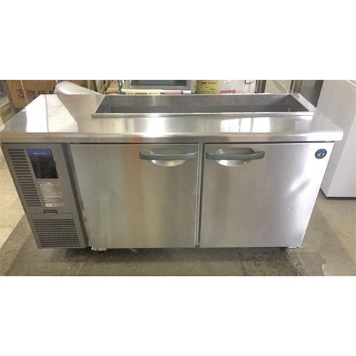 【中古】冷蔵サンドイッチコールドテーブル ホシザキ RT-150SNF-HML 幅1500×奥行600×高さ800 【送料無料】【業務用】【厨房機器】
