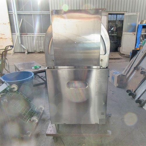 【中古】食器洗浄機 タニコー TDWE-4DW3R 幅630×奥行620×高さ1330 三相200V 50Hz専用 【送料無料】【業務用】