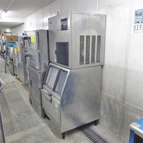 【中古】チップアイス製氷機 ホシザキ CM-300AK 幅700×奥行790×高さ1790 三相200V 【送料別途見積】【業務用】【厨房機器】