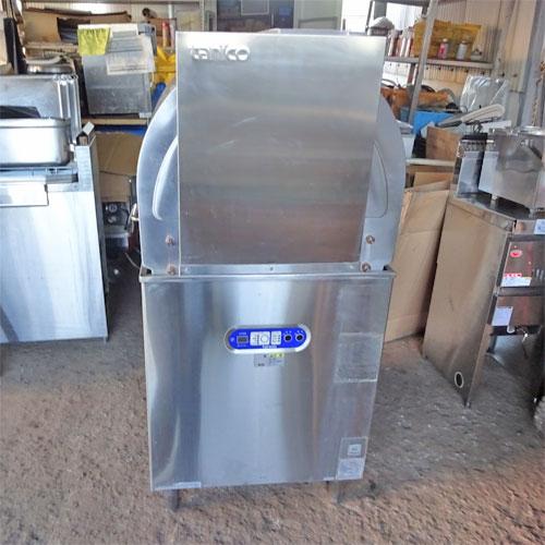 【中古】食器洗浄機 タニコー TDW-40WE3R 幅630×奥行620×高さ1410 三相200V 60Hz専用 【送料別途見積】【業務用】