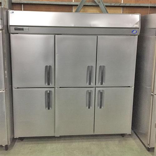 【中古】冷蔵庫 パナソニック(Panasonic) SRR-K1861 幅1800×奥行650×高さ1950 【送料別途見積】【業務用】