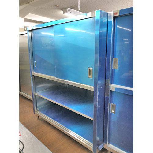 【中古】《大幅値下》食器戸棚 幅1500×奥行900×高さ1800 【送料別途見積】【業務用】