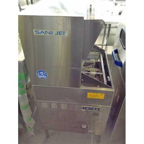 【中古】食器洗浄機 日本洗浄機 SD64EA6 幅600×奥行600×高さ800 三相200V 【送料無料】【業務用】