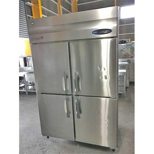 【中古】縦型冷蔵庫 ホシザキ HR-120Z3 幅1200×奥行800×高さ1890 三相200V 【送料別途見積】【業務用】【厨房機器】