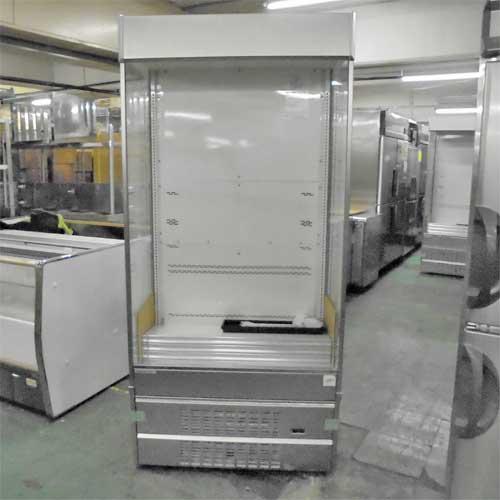 【中古】冷蔵オープンショーケース 日配式 パナソニック(Panasonic) AR-V390T 幅900×奥行670×高さ1900 【送料別途見積】【業務用】