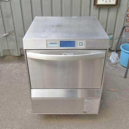 【中古】食器洗浄機 ウィンターハルター UC-M 幅600×奥行660×高さ725 三相200V 50Hz専用 【送料別途見積】【業務用】