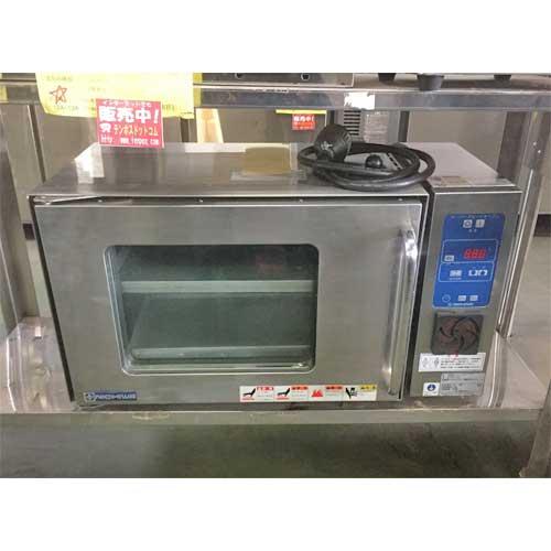 【中古】オーブン ニチワ電機 SNCO-3S 幅730×奥行420×高さ420 三相200V 【送料別途見積】【業務用】【厨房機器】
