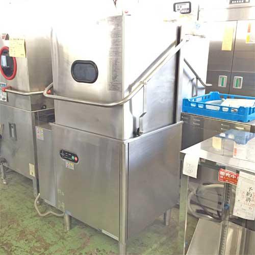 【中古】食器洗浄機 タニコー TDWD-6SGL 幅930×奥行650×高さ1455 三相200V 50Hz専用 都市ガス 【送料無料】【業務用】