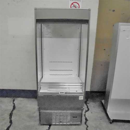 【中古】冷蔵オープンショーケース パナソニック(Panasonic) SAR-250TVB 幅605×奥行605×高さ1505 【送料別途見積】【業務用】【厨房機器】