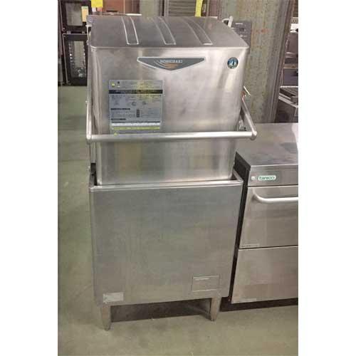【中古】食器洗浄機 ホシザキ JWE-680UA 幅640×奥行655×高さ1430 三相200V 【送料別途見積】【業務用】