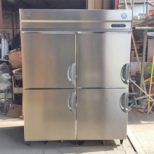 【中古】冷蔵庫 福島工業(フクシマ) ARD-150RMD 幅1500×奥行800×高さ1940 三相200V 【送料別途見積】【業務用】【厨房機器】