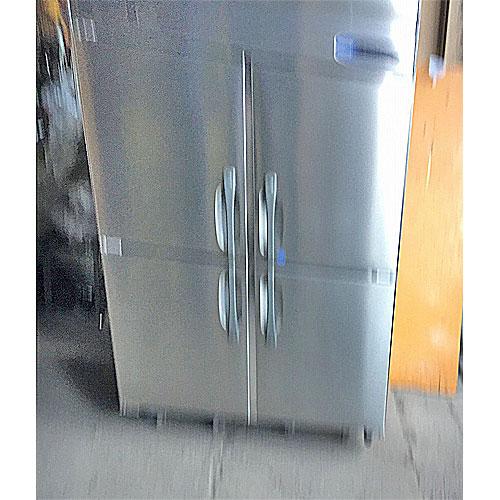 【中古】4ドア 冷凍冷蔵庫 ホシザキ HRF-120Z3 幅1200×奥行800×高さ1890 三相200V 【送料別途見積】【業務用】