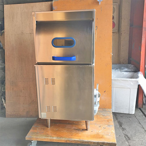 【中古】スルータイプ 食器洗浄機 マルゼン MDW6E 幅650×奥行690×高さ1350 【送料無料】【業務用】
