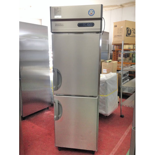 【中古】冷凍庫 フクシマガリレイ(福島工業) ARD-062FMD 幅600×奥行800×高さ1950 三相200V 【送料別途見積】【業務用】