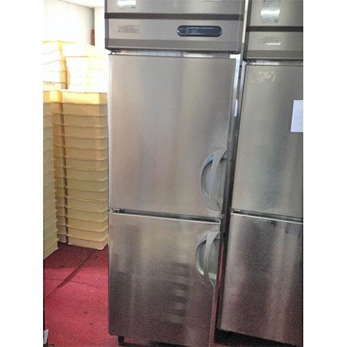 【中古】冷凍冷蔵庫 福島工業(フクシマ) URD-061RM6 幅600×奥行800×高さ1950 【送料別途見積】【業務用】【厨房機器】