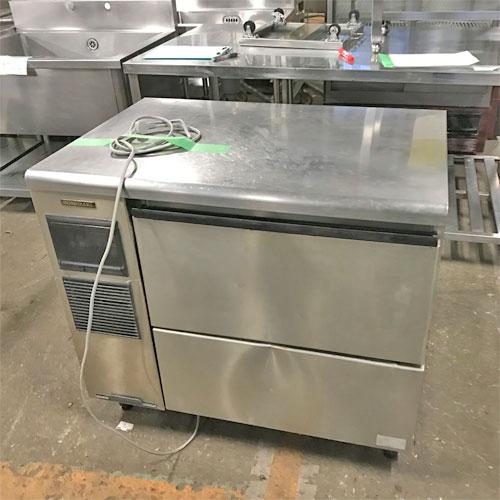 【中古】フレークアイス製氷機 ホシザキ FM-120K 幅900×奥行600×高さ800 【送料無料】【業務用】